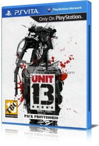 Unit 13 per PlayStation Vita