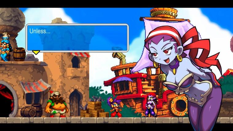Shantae And The Pirate's Curse è ora disponibile su Xbox One