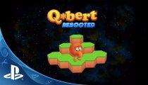 Q*bert Rebooted - Il trailer delle piattaforme Sony
