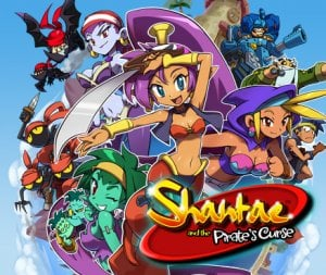 Shantae and the Pirate's Curse per Nintendo Wii U
