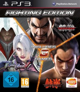 Fighting Edition per PlayStation 3