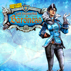 Borderlands: The Pre-Sequel - Lady Hammerlock Pack per PlayStation 3