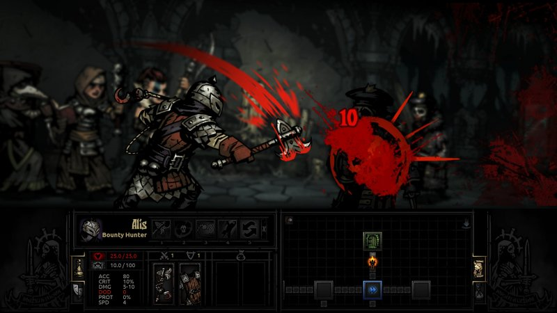 Darkest Dungeon posticipato su PlayStation 4 per l'inserimento dei Town Events