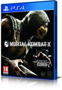 Mortal Kombat X per PlayStation 4