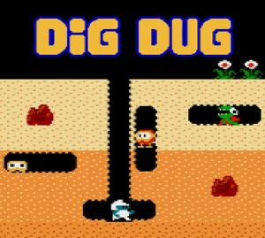Dig Dug per Nintendo Wii U