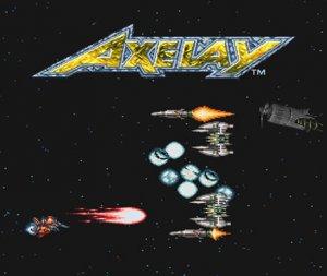 Axelay per Nintendo Wii U