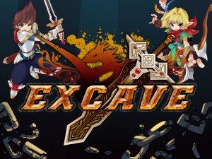 Excave per Nintendo 3DS