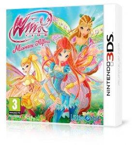 WinX Club: Missione Alfea per Nintendo 3DS