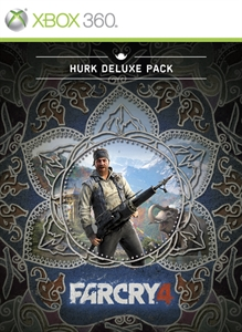 Far Cry 4: Hurk Deluxe Pack per Xbox 360