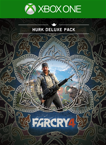 Far Cry 4: Hurk Deluxe Pack per Xbox One