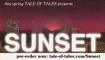Sunset - Teaser trailer del gameplay