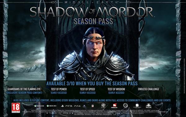 La Terra di Mezzo: L'Ombra di Mordor - Il Lucente Signore