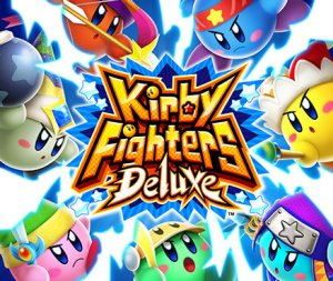 Kirby Fighters Deluxe per Nintendo 3DS
