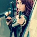 Il cosplay della settimana: la Vedova Nera