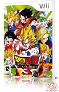 Dragon Ball Z: Budokai Tenkaichi 3 per Nintendo Wii