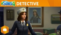The Sims 4: Al lavoro! - Trailer del detective