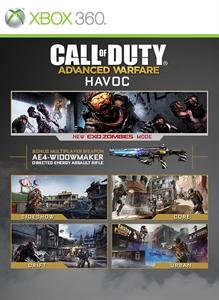 Call of Duty: Advanced Warfare - Havoc per Xbox 360