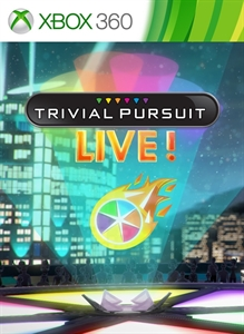 Trivial Pursuit Live! per Xbox 360