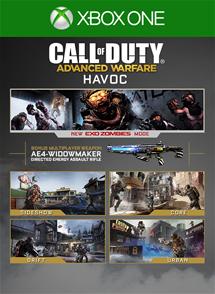 Call of Duty: Advanced Warfare - Havoc per Xbox One