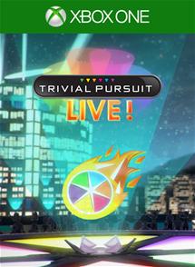 Trivial Pursuit Live! per Xbox One