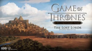 Game of Thrones - Episode 2: The Lost Lords per PlayStation 4