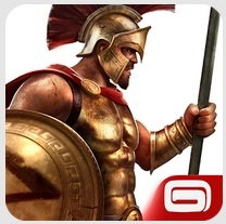 Age of Sparta per iPhone