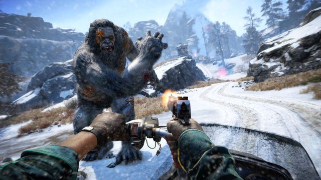 Far Cry 4: La Valle degli Yeti