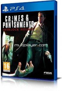 Sherlock Holmes: Crimini e Punizioni per PlayStation 4