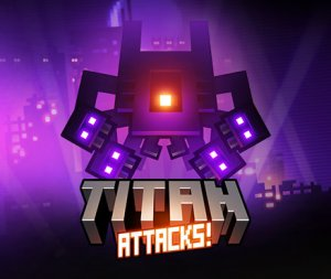 Titan Attacks! per Nintendo 3DS