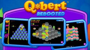 Q*Bert Rebooted per PlayStation 4