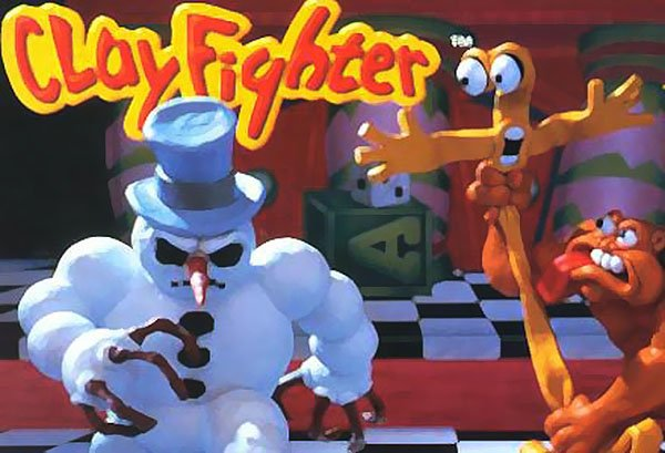 ClayFighter