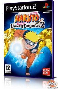 Naruto: Uzumaki Chronicles 2 per PlayStation 2