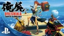 Oreshika: Tainted Bloodlines - Trailer di lancio