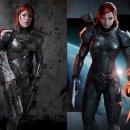 La Shepard femmina di Mass Effect 3 prende vita grazie al mirabile lavoro di una cosplayer