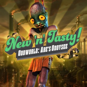 Oddworld: New 'n' Tasty! per PlayStation 4