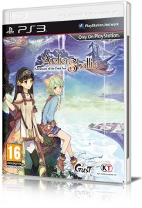 Atelier Shallie: Alchemists of the Dusk Sea per PlayStation 3