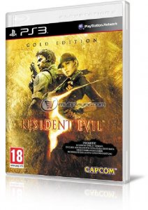 Resident Evil 5 Gold Edition per PlayStation 3