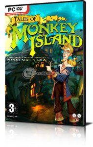 Tales of Monkey Island Episode 1: Launch of the Screaming Narwhal per PC Windows
