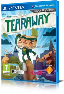 Tearaway per PlayStation Vita