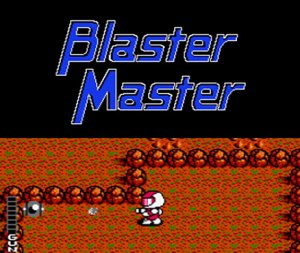 Blaster Master per Nintendo Wii U