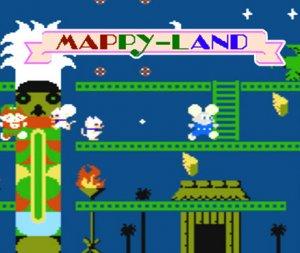 Mappy-Land per Nintendo Wii U