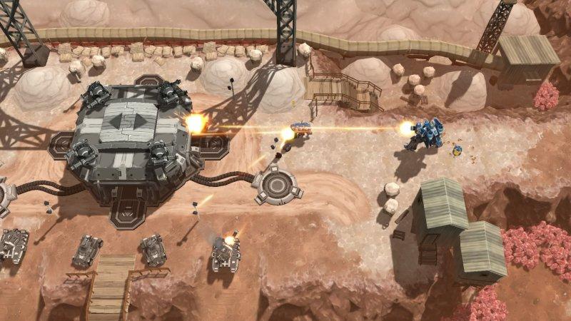 AirMech Arena uscirà in primavera anche su PlayStation 4 e Xbox One