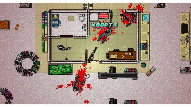 Sangue e pixel