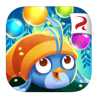 Angry Birds Stella POP! per iPhone