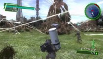Earth Defense Force 4.1: The Shadow of New Despair - Trailer del gameplay