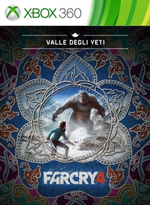 Far Cry 4: La Valle degli Yeti per Xbox 360