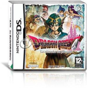 Dragon Quest: Le Cronache dei Prescelti per Nintendo DS