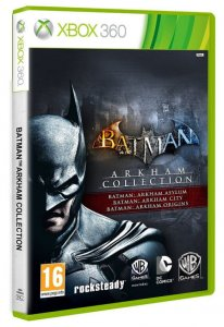 Batman: Arkham Collection Edition per Xbox 360