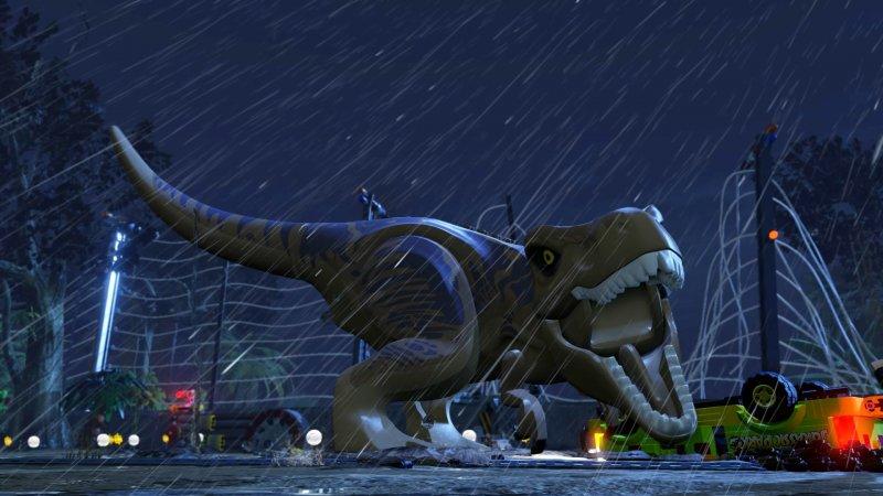 Benvenuti a Jurassic World