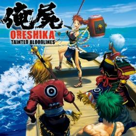 Oreshika: Tainted Bloodlines per PlayStation Vita